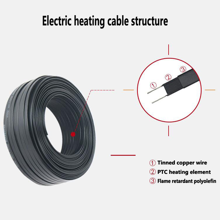 electric heat tracing